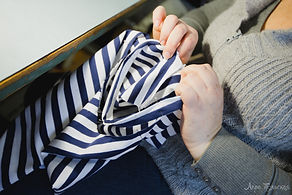 произсодство тельняшек white and stripe