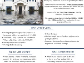 Inland Flood Coverage