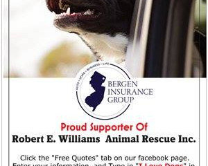 Proud Supporter of Robert E. Williams Animal Rescue