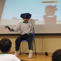 教育工作坊 - VR 活動