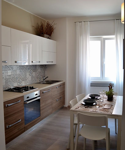 Blue Nest Apartment - Living Lake Garda