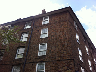 Asbestos Removal Project Completion - Lambeth