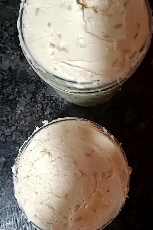 Ani's Lemon Whipped Butter Crème