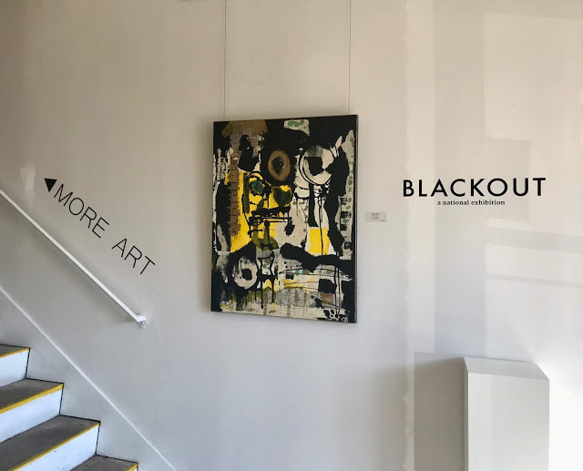 BLACKOUT...a national art exhibition.