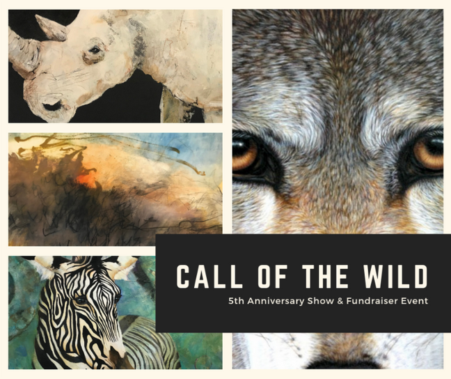 Call Of The Wild Art Reception