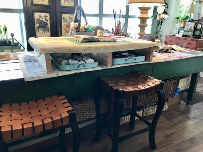 Art Table DIY Modification