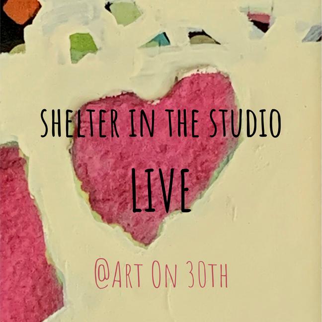 Sheltering In Studio LIVE