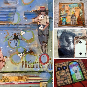 Collage Collaboration