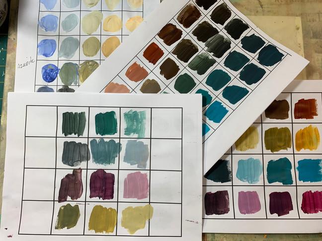 Harmonizing Your Color Palette
