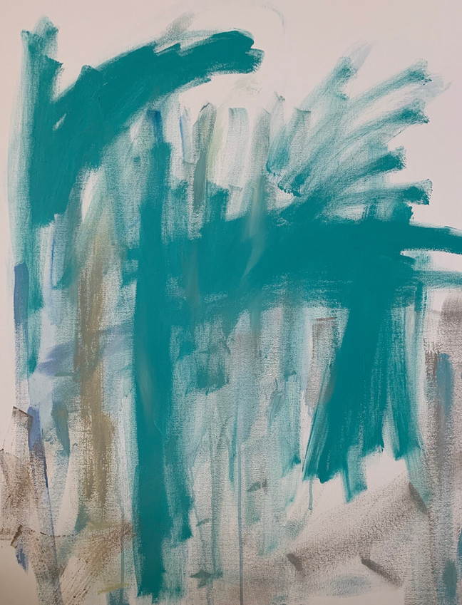 My Throw Away Canvas