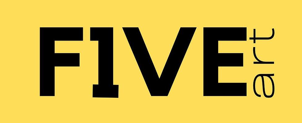 F1VEart logo