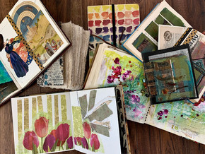 Inspired Art Journaling