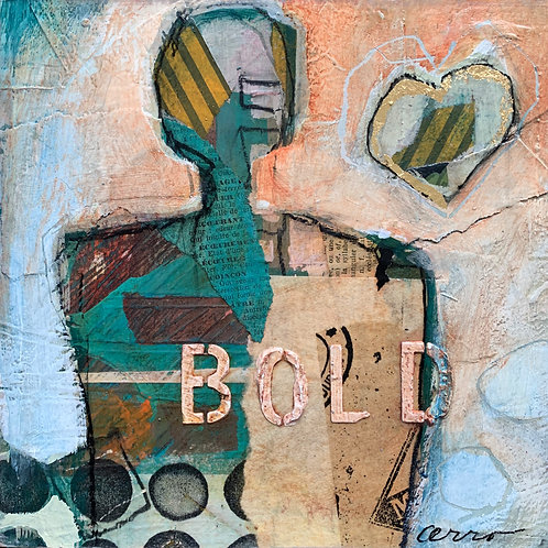 Be Of Bold Heart