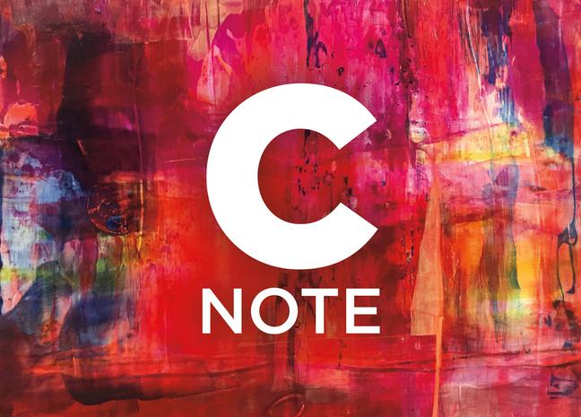 C Note Art Sale