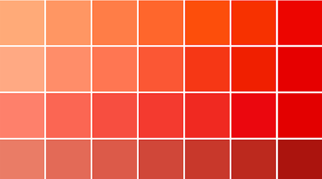 My Shades of Red