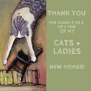 Cat + Lady Update 9/19/21