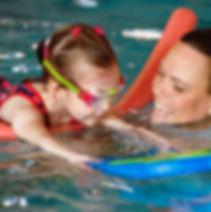 Swimming Instructor training at Aqualife, Sevenoaks