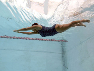 Mindfulness techniques to try in the pool