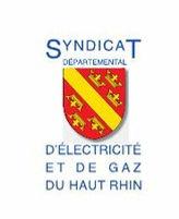 syndicat électricité et gaz du haut rhin