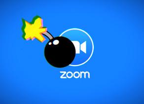 """Zoom-Bombing"""