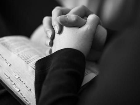 Praying scriptures