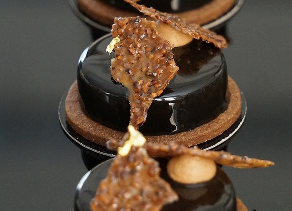 Tarte chocolat intense