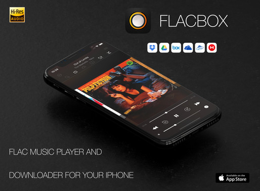 How to play FLAC (lossless) music on my iPhone