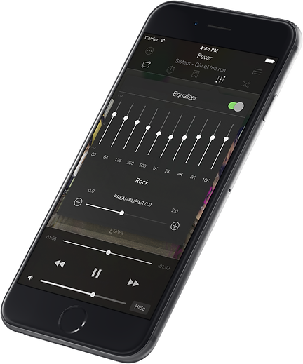 Flacbox | Play any audio file on your iPhone