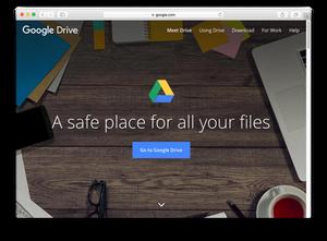 Evermusic: Go to Google Drive