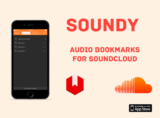 Audio Bookmarks for SoundCloud