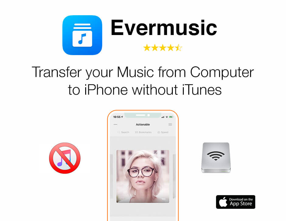 Play music from Dropbox on your iPhone when you are offline