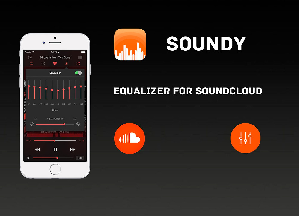 Soundy equalizer for SoundCloud featured image