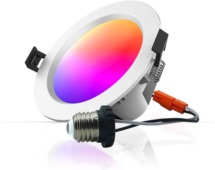 MagicLight Smart Retrofit 4 Inch 9 Watts LED Recessed Can Light