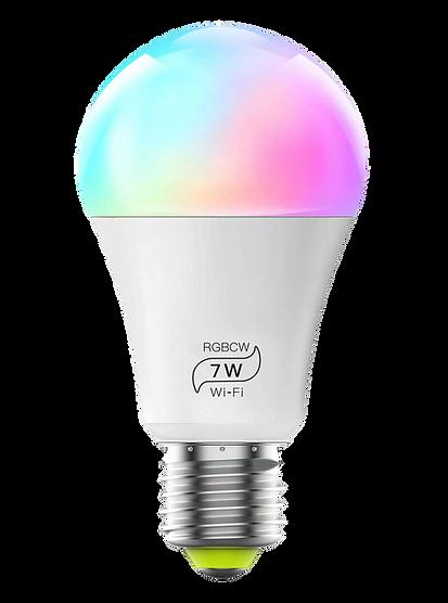 60 watt single bulb Transparent.png