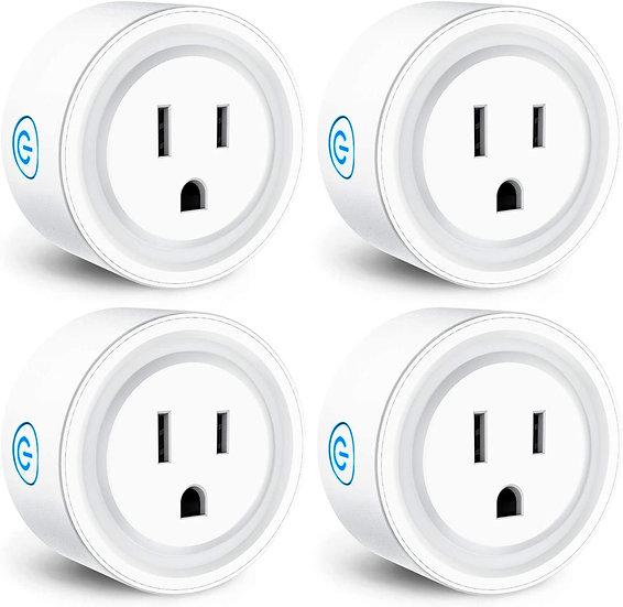 Smart Plug 4 Pack