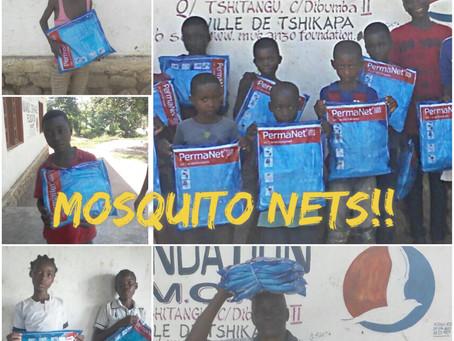 Mosquito Nets!!