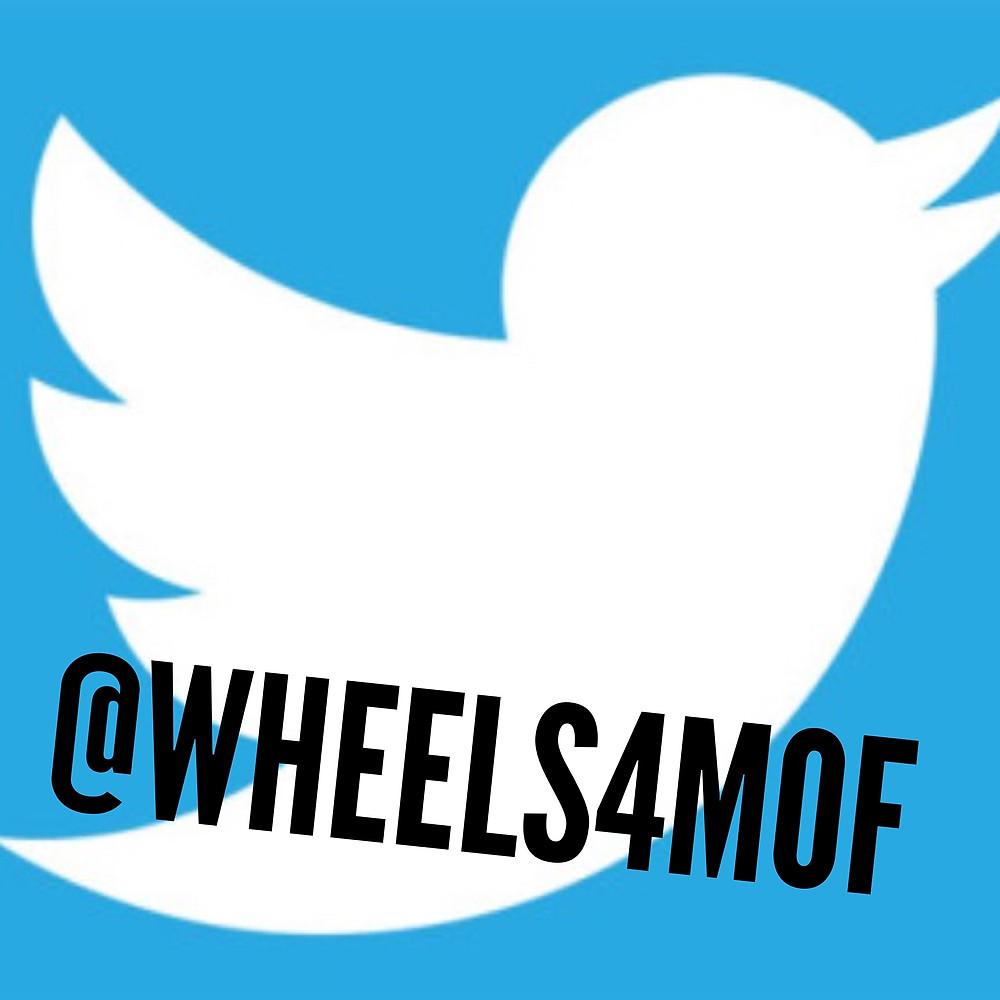 PLEASE FOLLOW US on TWITTER!