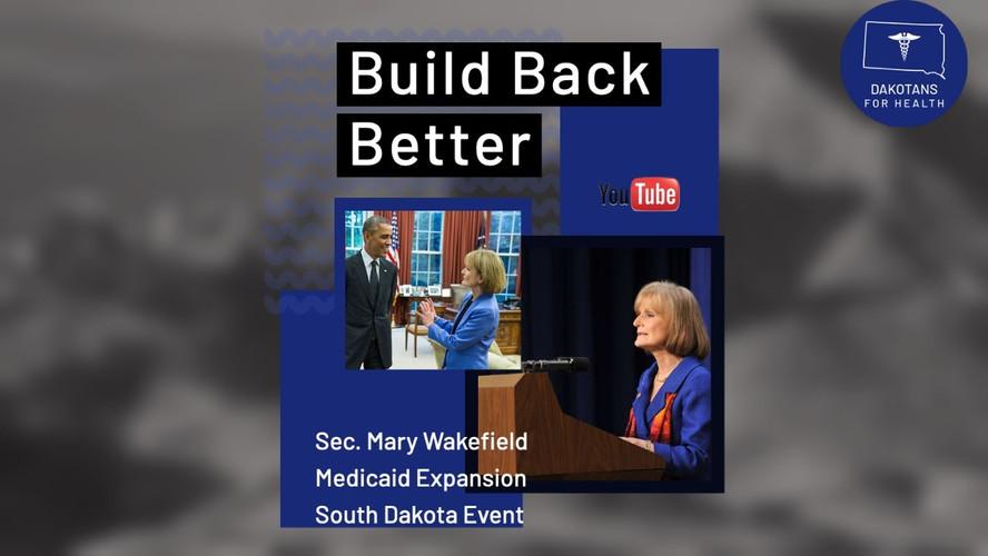 HHS Deputy Secretary Mary Wakfield