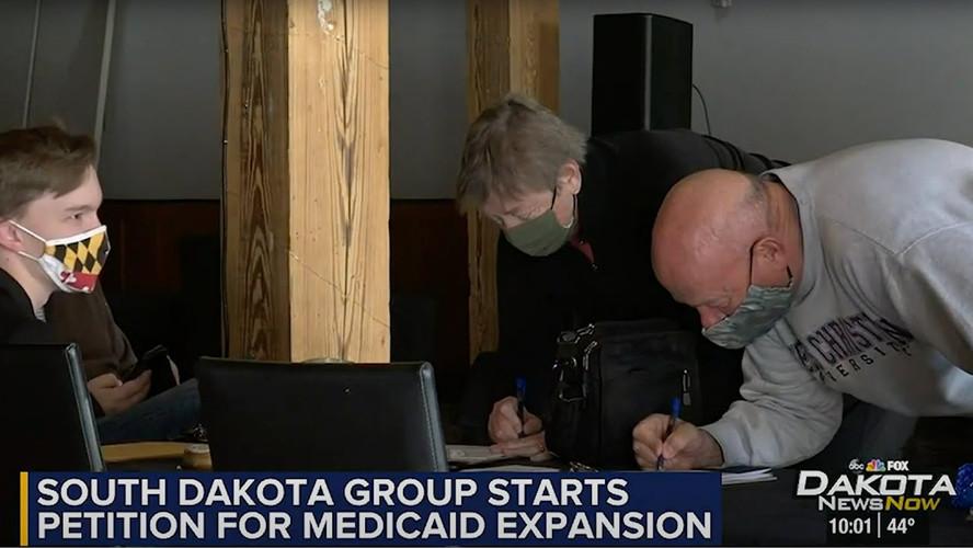 Video: Medicaid expansion event