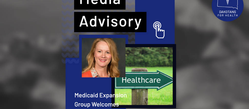 Medicaid Expansion Group Hires Former SDDP Executive Director as Grassroots Organizor