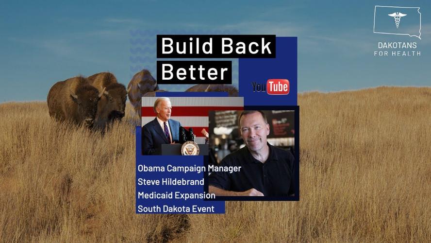 Obama Campaign Manager Steve Hildebrand