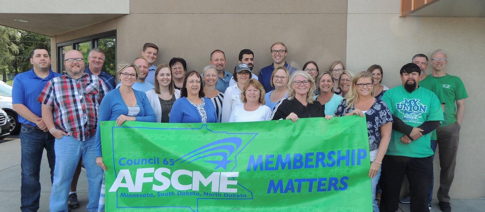 AFSCME Council 65 partners with grassroots group to expand Medicaid in South Dakota