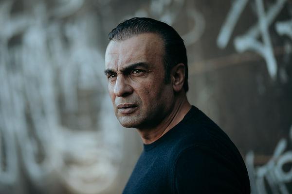 Portrait Fotograf Berlin Dortmund Schauspieler Moussa Sullaiman Vita Schauspielerfotograf Sedcardshooting