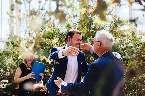 Hochzeitsfotograf Berlin Hochzeit Fotograf Botanischer Garten Reportage