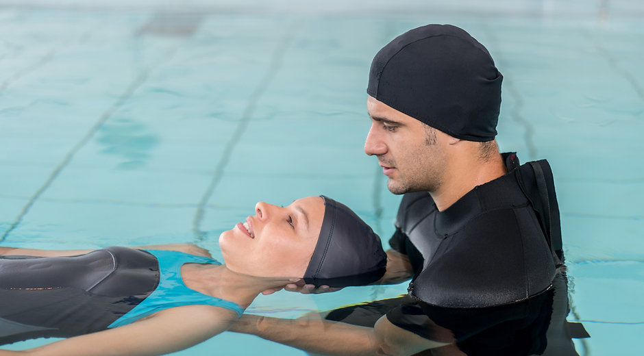 Rehabilitation & Hydrotherapy Pools