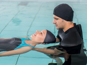 Hydrotherapy at Team Physio