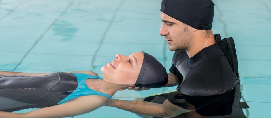 Qu'est-ce que l'aquathérapie?