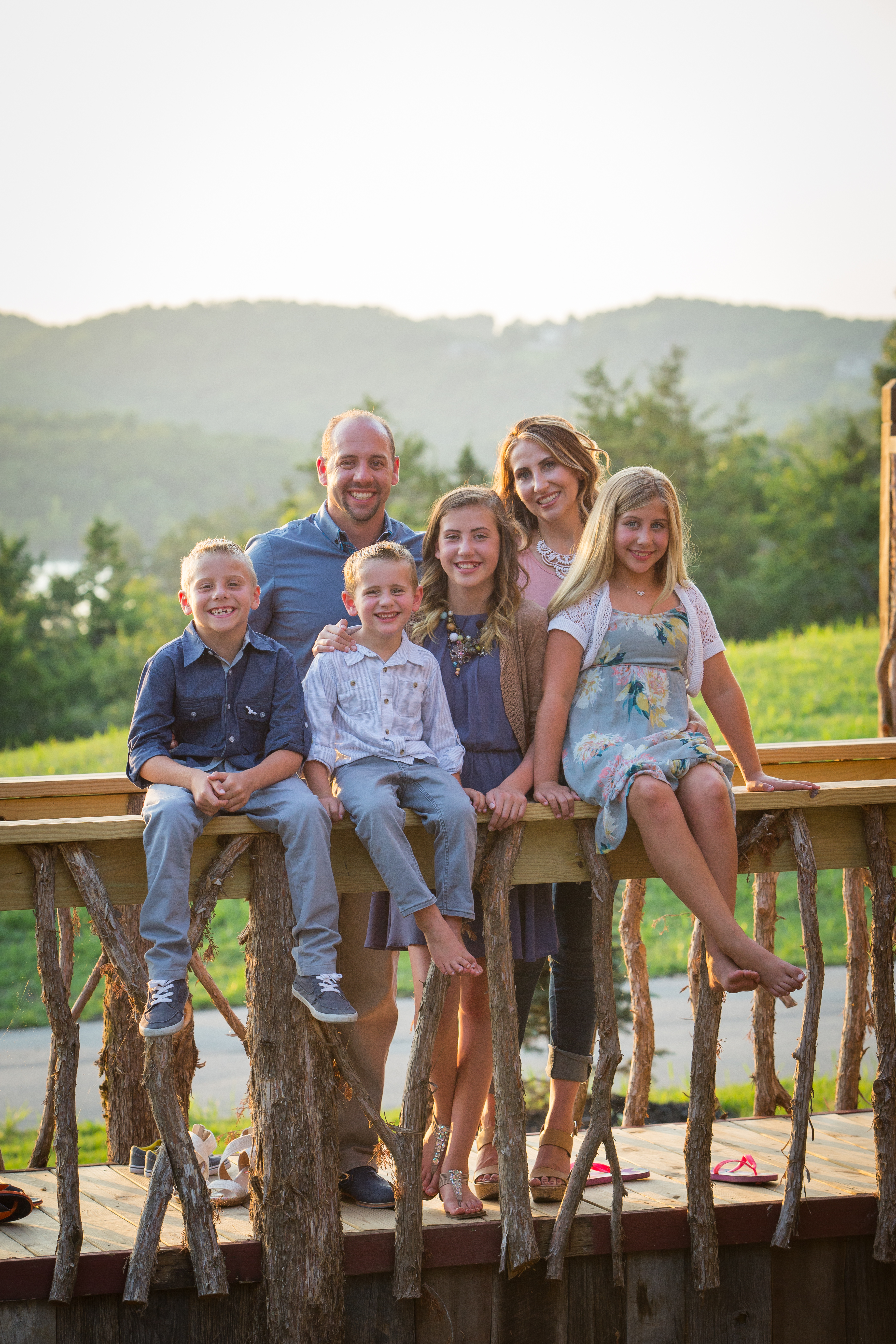 Family Photography Branson MO
