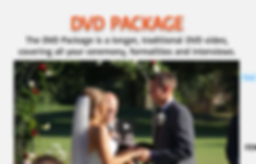Selby Films wedding package prices
