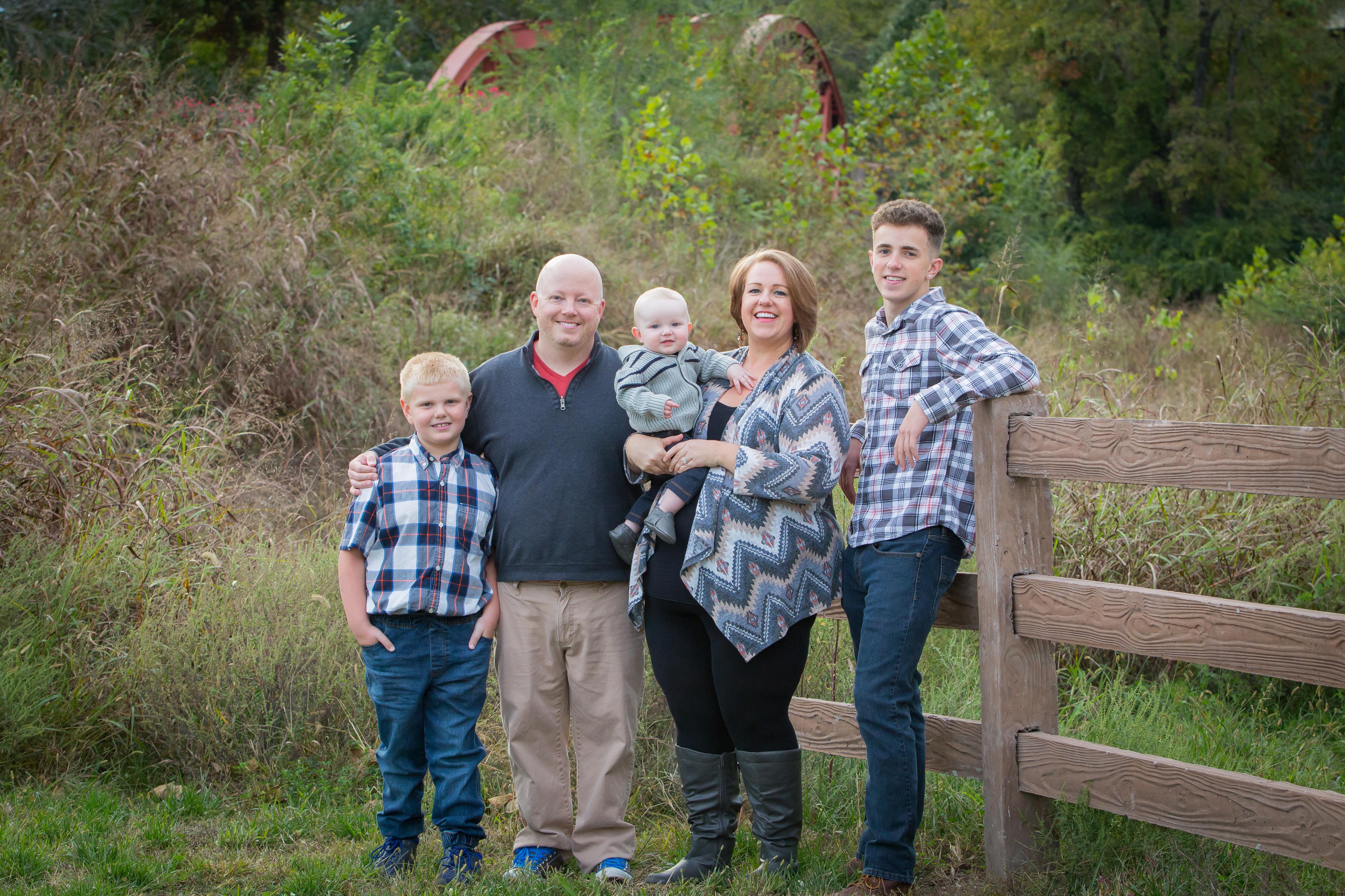 Family Photography Kansas City